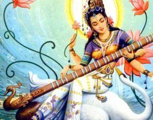 Las diosas del tantra: Saraswati