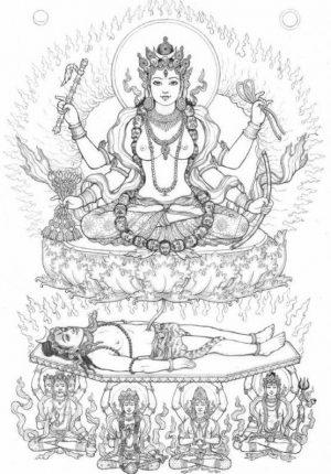 Las diosas del tantra: Lalita